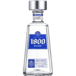 Photo of 1800 Silver Tequila