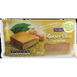 Photo of Pavillion Ginger Slice 330g