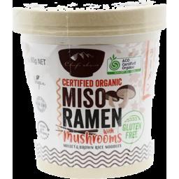 Photo of Chefs Choice Miso Ramen Mushrooms 60g