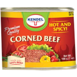 Photo of Kendel Corned Beef Hot & Spicy