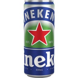 Photo of Heineken 0.0 Non-Alcoholic Can 330ml