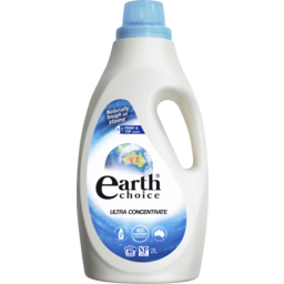 Photo of Earth Choice Ultra Concentrate Laundry Liquid 2l