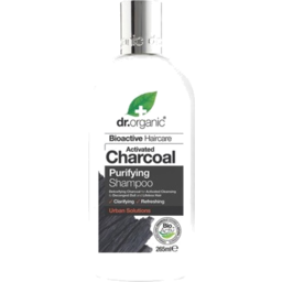 Photo of Dr Organic Charcoal Shampoo 265ml