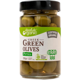 Photo of Absolute Organic Olives - Green Pitted