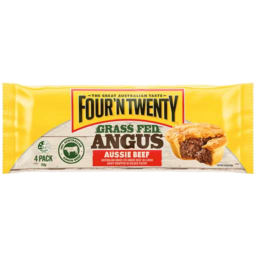 Photo of Four N Twenty 4 Legendary Angus Beef Pies 760g
