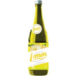 Photo of Juicy Isle Syrup Lemon 750ml