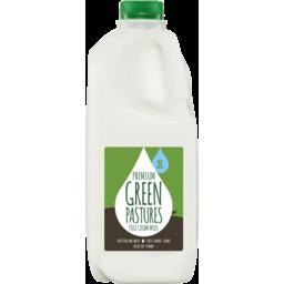 Photo of Green Pastures Full Cream  Milk 2 litre
