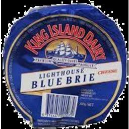 Photo of King Island Light House Blue Brie