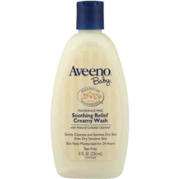 Photo of Aveeno Baby Soothing Relief Creamy Wash