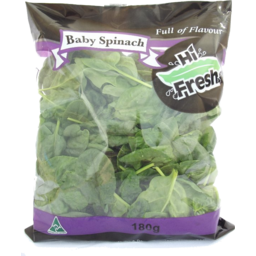 Photo of Hi Fresh Baby Spinach 180g