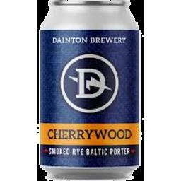 Photo of Dainton Cherrywood Smoked Rye Boltic Porter