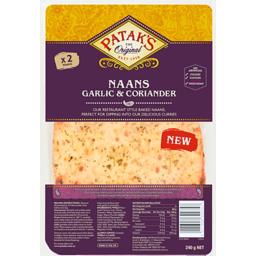 Photo of Pataks Naan Garlic 240gm