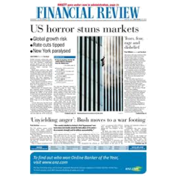 Photo of Financial Review Wednesday