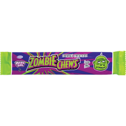 Photo of Zombie Chews Sour Grape 34g