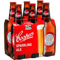 Photo of Coopers Sparkling Ale Bottles