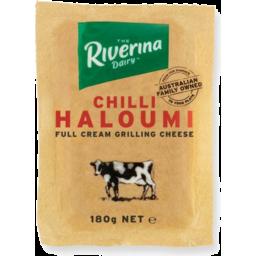 Photo of The Riverina Dairy Haloumi Chilli 180gm