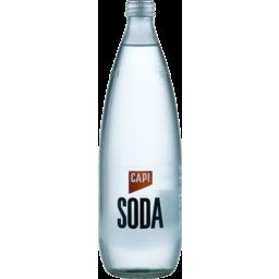 Photo of Capi Soda Water 750ml 750ml