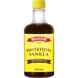 Photo of Queen Imitation Vanilla Essence 200ml