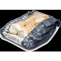 Photo of Bowan Island Bakery Manzanilla Olive Cold Ferment Sourdough Loaf (Sliced)