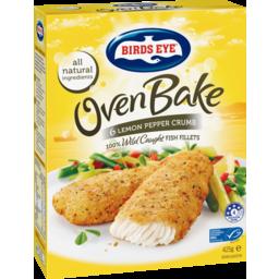 Photo of Birds Eye Fish Oven Bake Lemon Pepper 6pk 425gm