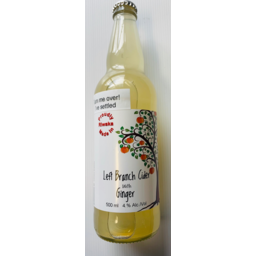 Photo of Left Branch Cider Ginger 500ml