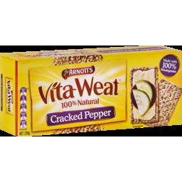Photo of Arnotts Vita-Weat Crispbread Cracked Pepper 250g