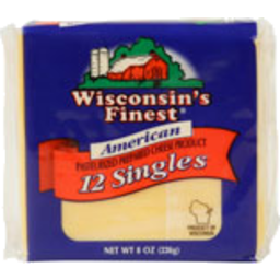 Photo of Wisconsins Finest Cheese Slices