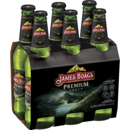 Photo of James Boag's Premium Lager Bottles