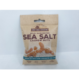 Photo of East Bali Cashews Sea Salt 35g