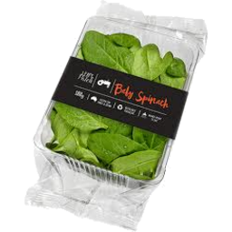Photo of Leafy Patch Baby Spinach 100gm