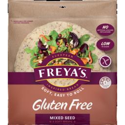Photo of Freya's Wraps Gluten Free Mixed Seed 200g