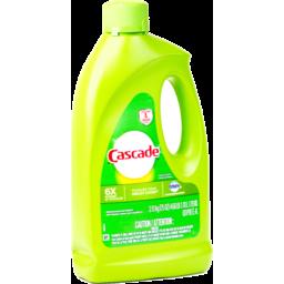 Photo of Cascade Gel Lemon