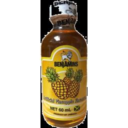 Photo of Benjamins Pineapple Flavour
