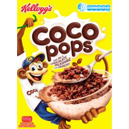 Photo of Kelloggs Coco Pops 650g