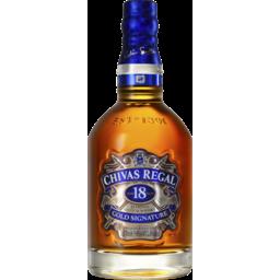 Photo of Chivas Regal 18yo Scotch Whisky