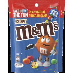 Photo of M&M's Crispy Chocolate Medium Bag 145g
