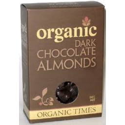 Photo of Chocolate - Almonds (Dark) 150g