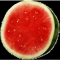 Photo of Organic Watermelon Half