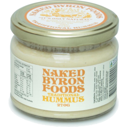 Photo of Naked Byron Foods Dip - Hummus - Traditional