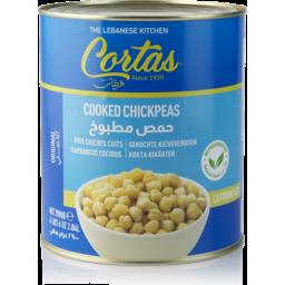 Photo of Cortas Whole Chickpeas 400g