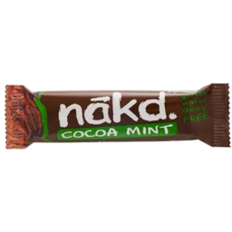 Photo of Nakd Bar Cocoa Mint Nakd 30gm