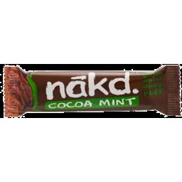 Photo of Nakd Bar Cocoa Mint Nakd 30gm