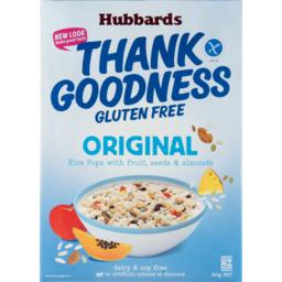 Photo of Hubbards Gluten Free Thank Goodness Rice Pops 500g