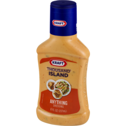 Photo of Kraft Anything Dressing Thousand Island