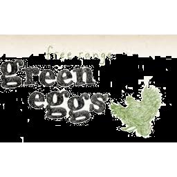 Photo of Green Eggs 1/2 Doz