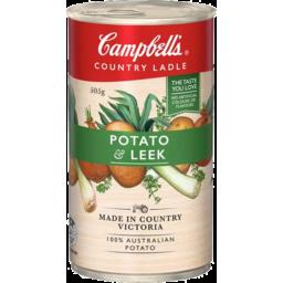 Photo of Campbells Soup Country Ladle Potato & Leek 505gm