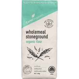 Photo of Ceres Organics Wholemeal Stoneground Flour