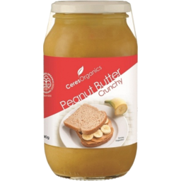 Photo of Ceres - Peanut Butter - Crunchy - 700g
