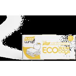 Photo of SugarWrap Zipper Bag (Eco) - Small 40 Bags