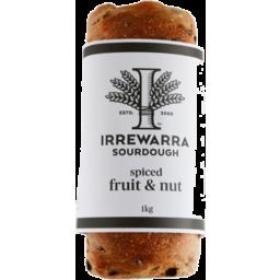 Photo of Irrewarra Sourdough Spiced Fruit & Nut 1kg